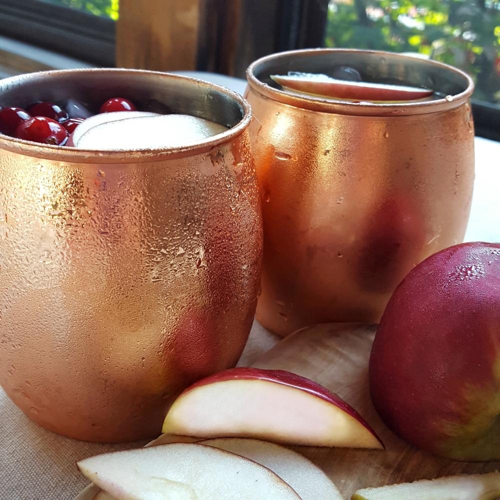 Apple Cider Mules 2